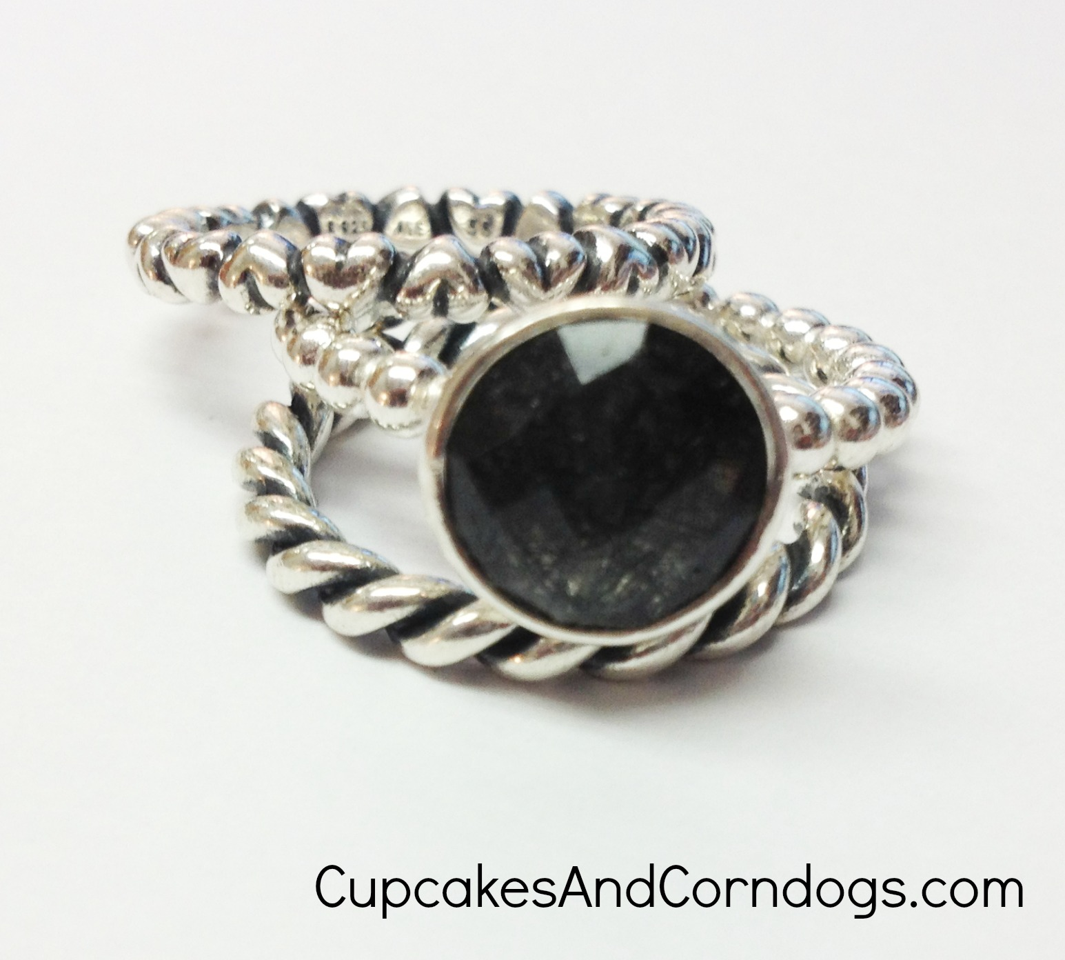 One Love Stackable Ring Pandora